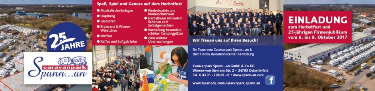 www.dvz24 25 jähriges firmenjubiläum - einladung zum herbstfest!, Einladung