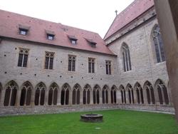 Augustinerkloster in Erfurt  Deutsche Stiftung Denkmalschutz/Mertesacker