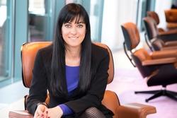 Sandra Babylon, Geschäftsführerin für den Bereich Financial Services und verantwortlich für die Women Initiative bei Accenture