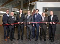 Investition in Millionenhöhe: Die Geschäftsführung der Novoferm Group eröffnet hochmodernes Ausbildungszentrum für Kunden und Mitarbeiter am Standort Dortmund.