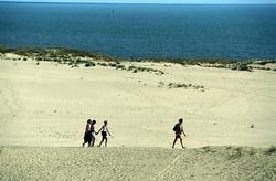 Schnieder Reisen: Vielseitiges Reiseangebot für die Kurische Nehrung, auch Litauen`Sahara genannt.