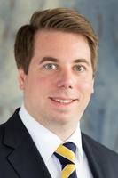 """Dr. Christoph Pitzl, Senior Consultant der Wassermann AG, referiert auf der Veranstaltung """"Tag der Logistik. Bildquelle: Wassermann AG"""