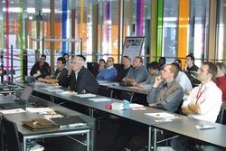 """Forum """"Praxiswissen BildverarbeitungVision Academy als Partner der CONTROL"""