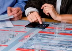 Die Unternehmenssimulation der TÜV NORD Akademie macht BWL-Kennzahlen klar verständlich. (Foto: nosolo)