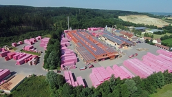 Das Ziegelwerk Klosterbeuren investiert laufend in Energiesparmaßnahmen und modernste Fertigungstechnologien. Foto: Ziegelwerk Klosterbeuren