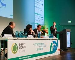 Die Energy Storage Europe 2016 ist die Fachmesse mit dem weltgrößten Konferenzprogramm zu Energiespeichern.