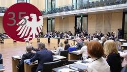 Foto: Plenarsaal  Bundesrat
