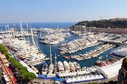 Monaco - Yacht Show