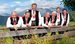 Kastelruther Spatzen in den Bergen
