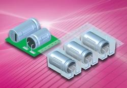 Pseudo-SMD Aluminium-Elektrolyt-Kondensatoren von Frolyt