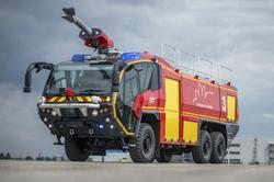 Rosenbauer ist der  weltweit führende Hersteller für Feuerwehrtechnik im abwehrenden Brand- und Katastrophenschutz. (Bildquelle: Rosenbauer International)
