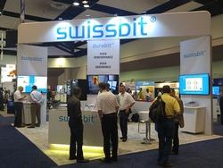 Großes Besucherinteresse am Stand von Swissbit auf dem Flash Memory Summit (Bildquelle: Swissbit)