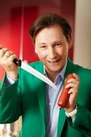 Sven-David Müller ist Vorsitzender des Deutschen Kompetenzzentrum Gesundheitsförderung und Diätetik