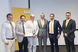 Würth Elektronik Stelvio Kontek S.p.A. wurde mit dem Best Supplier Award der Pilz GmbH & Co. KG ausgezeichnet.