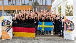 Fachlich fit und voll motiviert:Team Germany auf der Zielgeraden zu den EuroSkills Göteborg 2016 (Bildquelle: @WorldSkills Germany/Frank Erpinar)