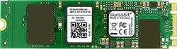 """Swissbit stellt auf der electronica aus der X-60m2-Serie von SATA 6 Gb/s SSDs (""""SATA III) im M.2-Format die 1-TB-Version vor. (Bildquelle: Swissbit)"""