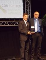 v.l Peter Militowsky, Exportmanager Cruing S.R.L., Klaus Schlageter Cruing Deutschland