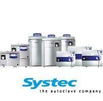 Systec Autoklaven, Systec Medienpräparatoren und Systec Mediafill