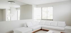 Allergiker atmen auf: Auch besonders glatte Oberflächen sind mit Schwenk-Kalk-Glätte kein Problem. Foto: Schwenk Putztechnik