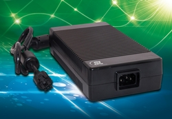 Die FORTEC Elektronik AG (Landsberg) vertreibt mit dem TE240 ein hocheffizientes Tischnetzteil für Industrie und Messtechnik.