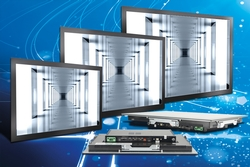 POS-Line: Robuste Monitore mit und ohne integrierten IPC (Vertrieb: Fortec Elektronik AG, Landsberg)