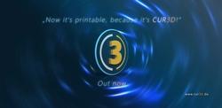 Die erste echte 3D Druckvorstufe CUR3D von RUHRSOURCE ist verfügbar (c) RUHRSOURCE