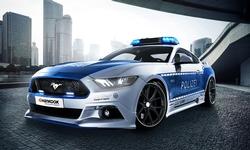 Das neue TUNE IT! SAFE!-Kampagnenfahrzeug – der Ford Mustang