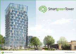 Smart Green Tower, Freiburg: Nominierung für den Galileo Wissenspreis bei den GreenTec Awards 2017