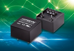 Die FORTEC AG (Landsberg/Lech) nimmt die neue Serie ultrakompakter DC/DC-Wandler  für den industriellen Einsatz von Artesyn Embedded Technologies ins Programm auf.