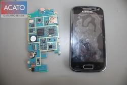 Samsung Galaxy Ace 2 Chipoff Vorbereitung