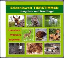 Erlebniswelt TIERSTIMMENJungtiere und Nestlinge